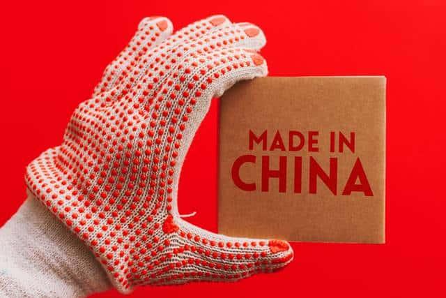 Leasing maszyny z Chin